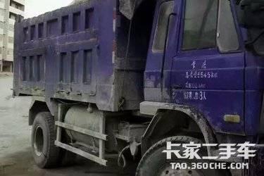 二手自卸车 东风创普 160马力图片