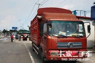 二手载货车 东风商用车 140马力图片