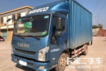 二手载货车 依维柯 190马力图片