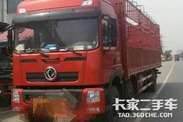 载货车  东风专底 220马力