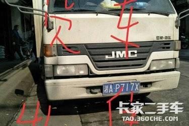 二手轻卡 江铃汽车 145马力图片
