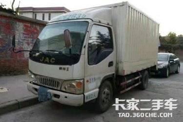 二手轻卡 江淮帅铃 495马力图片