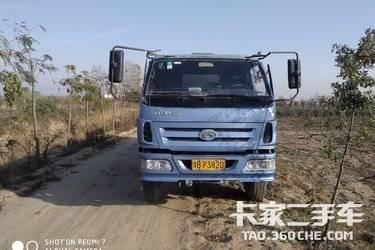 载货车  福田瑞沃 130马力
