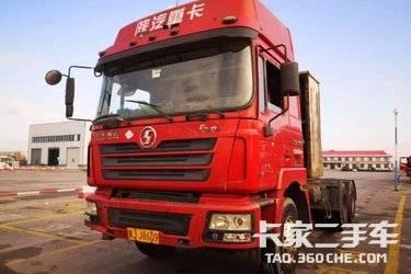 牽引車  陜汽重卡 380馬力 LNG