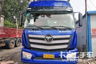 二手卡车牵引车  福田欧曼 430马力