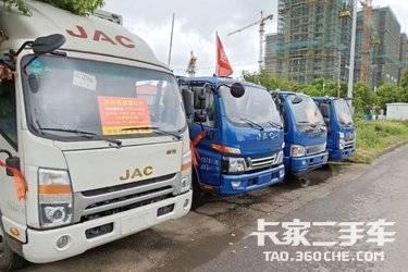 二手卡车苏州精品二手货车、种类齐全