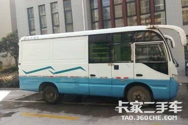 二手载货车 东风股份 115马力图片