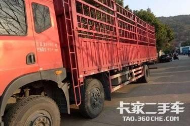 二手载货车 东风新疆(原专底/创普) 220马力图片