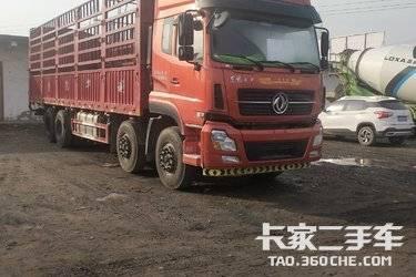 二手载货车 东风商用车 340马力图片