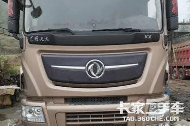 二手卡车牵引车  东风商用车 520马力