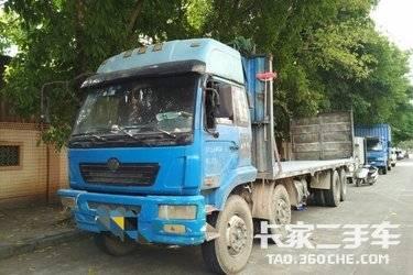 二手载货车 徐工重卡 280马力图片