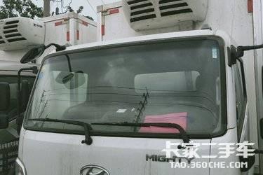 二手载货车 现代商用车(原四川现代) 129马力图片