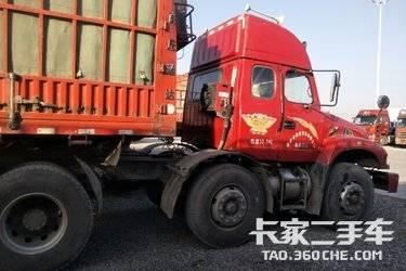 二手牵引车 东风柳汽 290马力图片
