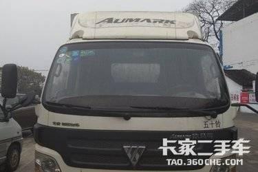 二手载货车 福田欧马可 127马力图片