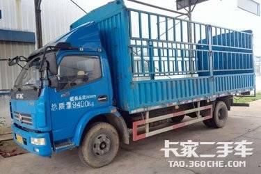 二手载货车 东风多利卡 156马力图片
