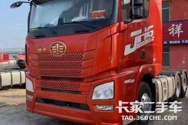 二手青岛解放 解放JH6 480马力图片
