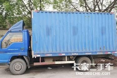 二手载货车 北汽威旺 105马力图片