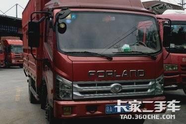 二手载货车 福田时代 141马力图片