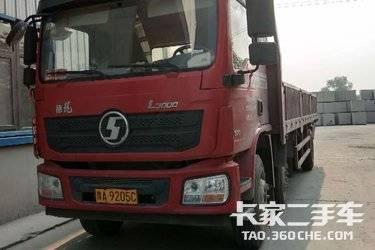 二手载货车 陕汽重卡 245马力图片