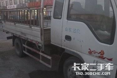 二手载货车 江淮康铃 160马力图片