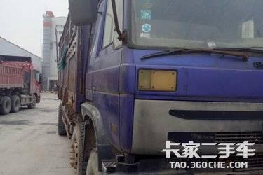 二手载货车 东风股份 240马力图片