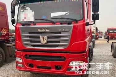 二手牵引车 联合卡车 420马力图片