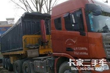 二手牵引车 联合卡车 380马力图片