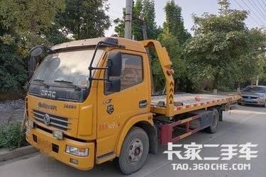 二手湖北程力(程力威牌) 东风商用车底盘 156马力图片