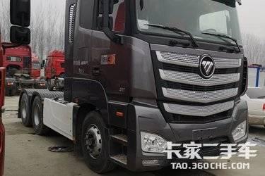 二手卡车牵引车 福田欧曼 490马力