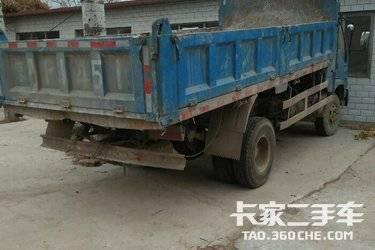 二手自卸车 江淮骏铃 140马力图片