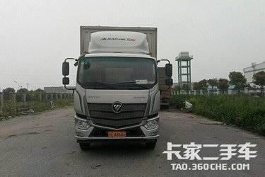 二手载货车 福田欧马可 168马力图片