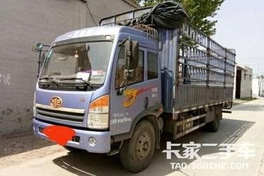 二手载货车 一汽吉林 160马力图片