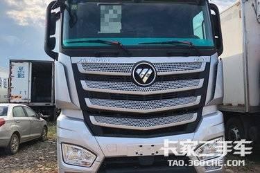 二手载货车 福田欧曼 430马力图片
