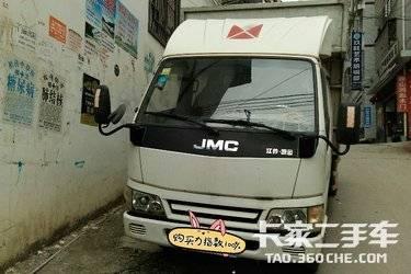 二手轻卡 江铃汽车 119马力图片