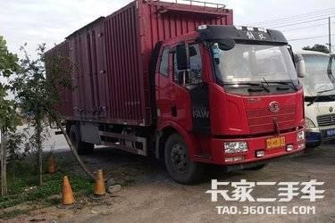 载货车  青岛解放 140马力