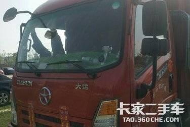 二手载货车 大运轻卡 170马力图片