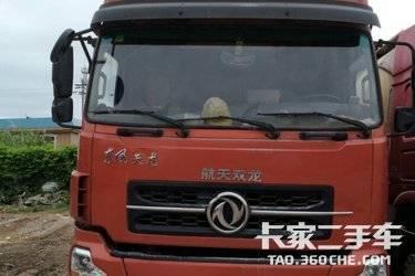 二手专用车 湖北楚胜(楚胜牌) 340马力图片