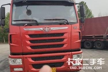 载货车  青岛解放 320马力