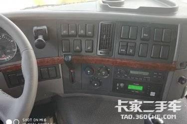 二手牵引车 大运重卡 350马力图片