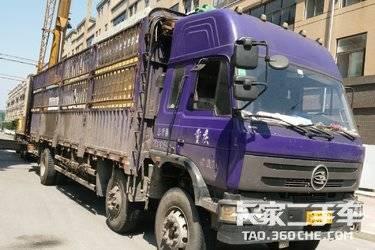 二手载货车 东风创普 240马力图片