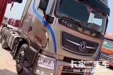 二手牵引车 东风商用车 520马力图片