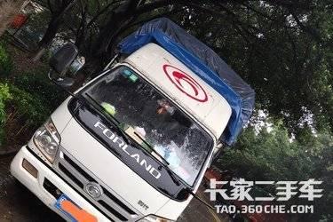 二手载货车 福田欧航 95马力图片