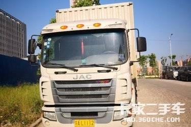 二手卡车载货车  江淮格尔发 380马力