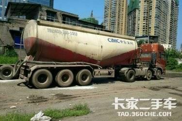 牵引车  东风商用车 375马力