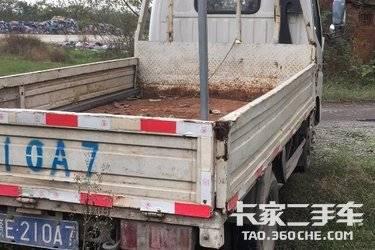 二手载货车 福田时代 152马力图片