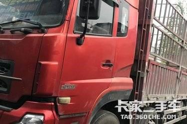 载货车私人户 东风商用车 320马力