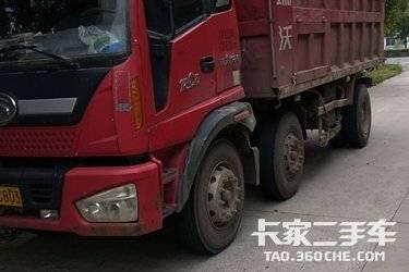 二手自卸车 福田瑞沃 180马力图片