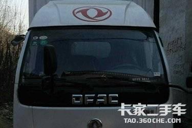 二手载货车 东风福瑞卡(全新) 96马力图片