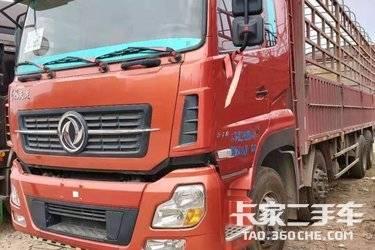 二手卡车载货车  东风商用车 310马力