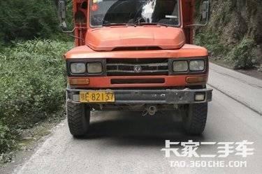 二手自卸车 东风新疆(原专底/创普) 170马力图片